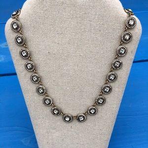 NWOT JCrew Crystal Necklace